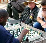 International Chess Park Santa Monica California